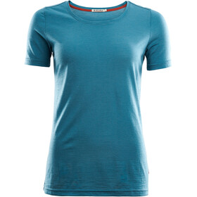 Aclima LightWool T-shirt Dame tapestry